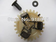 KIPOR KGE12E3,Governor gear,Speed control gear,for 2 cynlinder gasoline  generator parts,