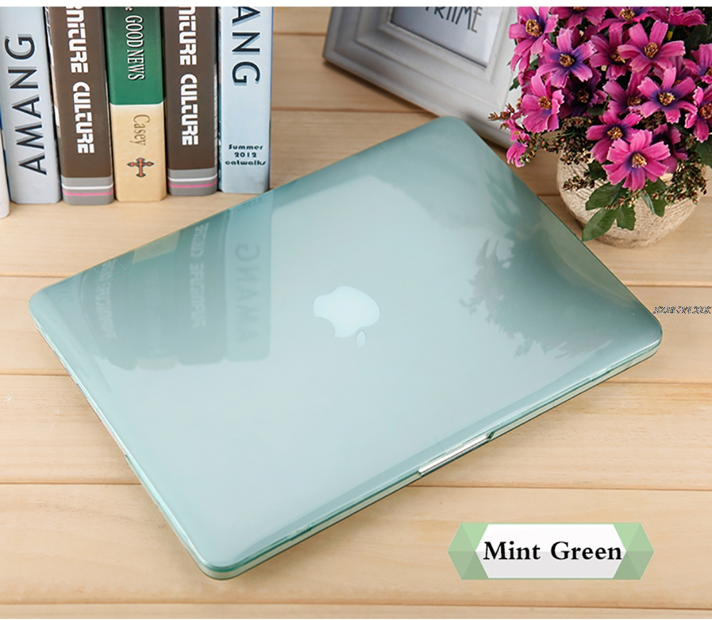 Crystal Hard Laptop Case for MacBook 94