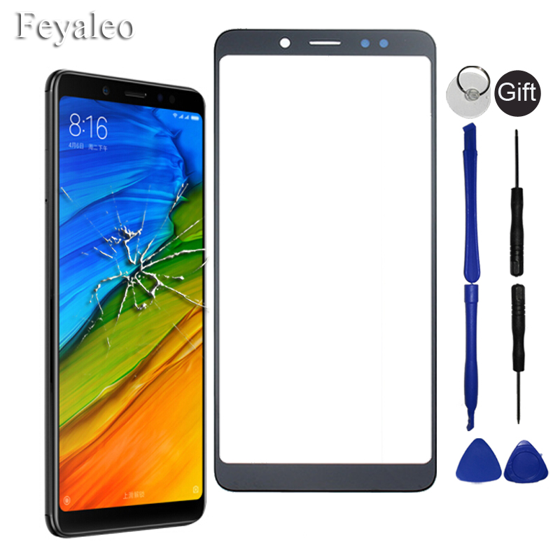 Note5 Pro Front Panel For Xiaomi Redmi Note 5 Pro Touch Screen Sensor Redmi Note 5 LCD Display Digitizer Glass Cover Touchscreen