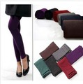 8 COLOR FOR CHOICE WOMEN WARM WINTER SKNNY STRETCH FLEECE LEGGING PANT