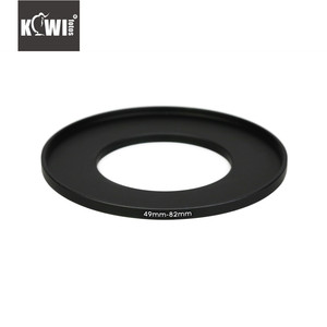 Image 4 - KIWI Camera Metal Adapter Ring LED 24mm 49mm Filters Hoods Flashes Lens Converters Tube for Canon/Nikon/Sony/Fuji/Pentax/Olympus