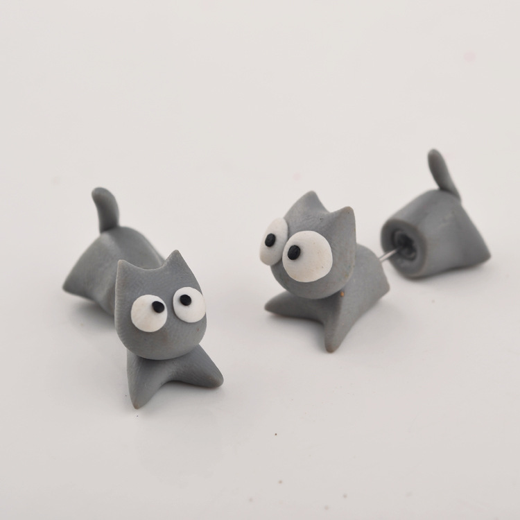 how to make a modeling clay animals