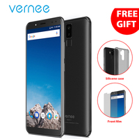 Vernee X 6 Inch Smartphone Full Screen Face ID 6200mAh Android 8 1 6GB RAM 128GB