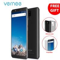 Vernee X 6 Inch Smartphone Full Screen Face ID 6200mAh Android 8 1 6GB RAM 128GB