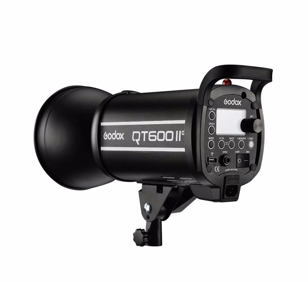 2PCS Godox QT600II GN76 1 / 8000s Υψηλής ταχύτητας - Κάμερα και φωτογραφία - Φωτογραφία 4