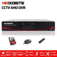 Case 8 Channel 8CH 1080P Surveillance Camera 1080N Coaxial Hybrid NVR TVI CVI AHD CCTV DVR