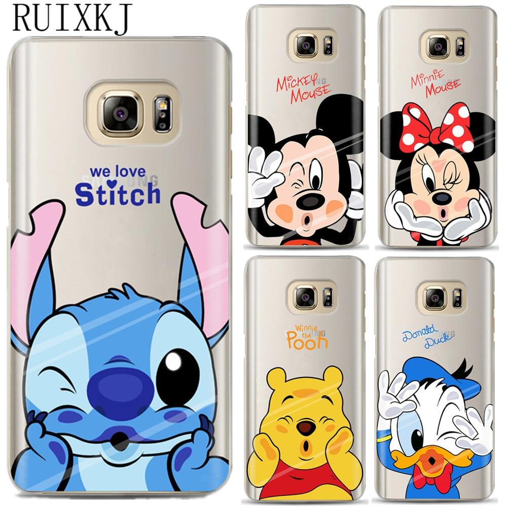RUIXKJ Phone Case For Coque Samsung Galaxy Grand Prime S6 S7 Edge S8 S9 Plus J2 J3 J5 J7 A3 A5 A7 2016 2017 A8 Plus 2018 Cover