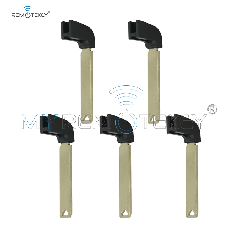 5 stk Smart nøgleblad nødnøgle til 2013-2015 Lexus GS450H GS350 ES350 HYQ14FBA