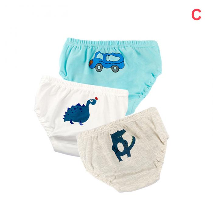 calças bonito animais imprimir elástico respirável briefs m09