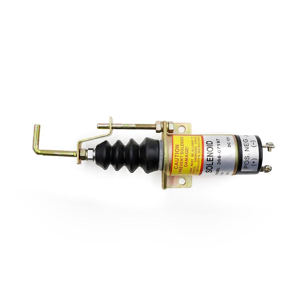 CNSPEED Racing Car Fuel Stäng av magnetventil 1502 12v Solenold - Reservdelar och bildelar - Foto 5
