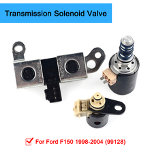 Transmission Solenoid Filter Kit 4R70W 4R75W  3Pc  / EPC / TCC For Ford F150 1998-2004 (99128) цена