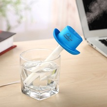 Cult Creative Cowboy Cap Humidifier 5V DC 2W Mist Maker 5 Colors Office Fogger 30ml/h Aroma Diffuser Ultrasonic Atomizer