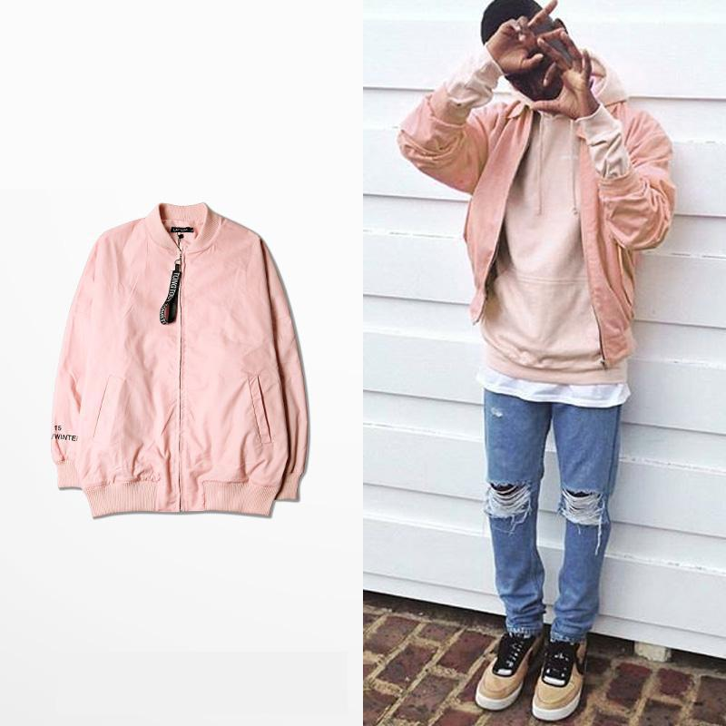 Popular Pink Mens Jacket-Buy Cheap Pink Mens Jacket lots from ...
