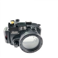 Mcoplus WP A6400 130ft/40m Waterproof Underwater Camera Housing case for Sony A6400 Camera