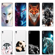 Cartoon Soft TPU Cases FOR Sony Xperia XZ3 X Z5 L1 XA1 XA2 Ultra XZ XZ1 XZS Plus Compact Case Silicone Coque Back Cover fundas(China)