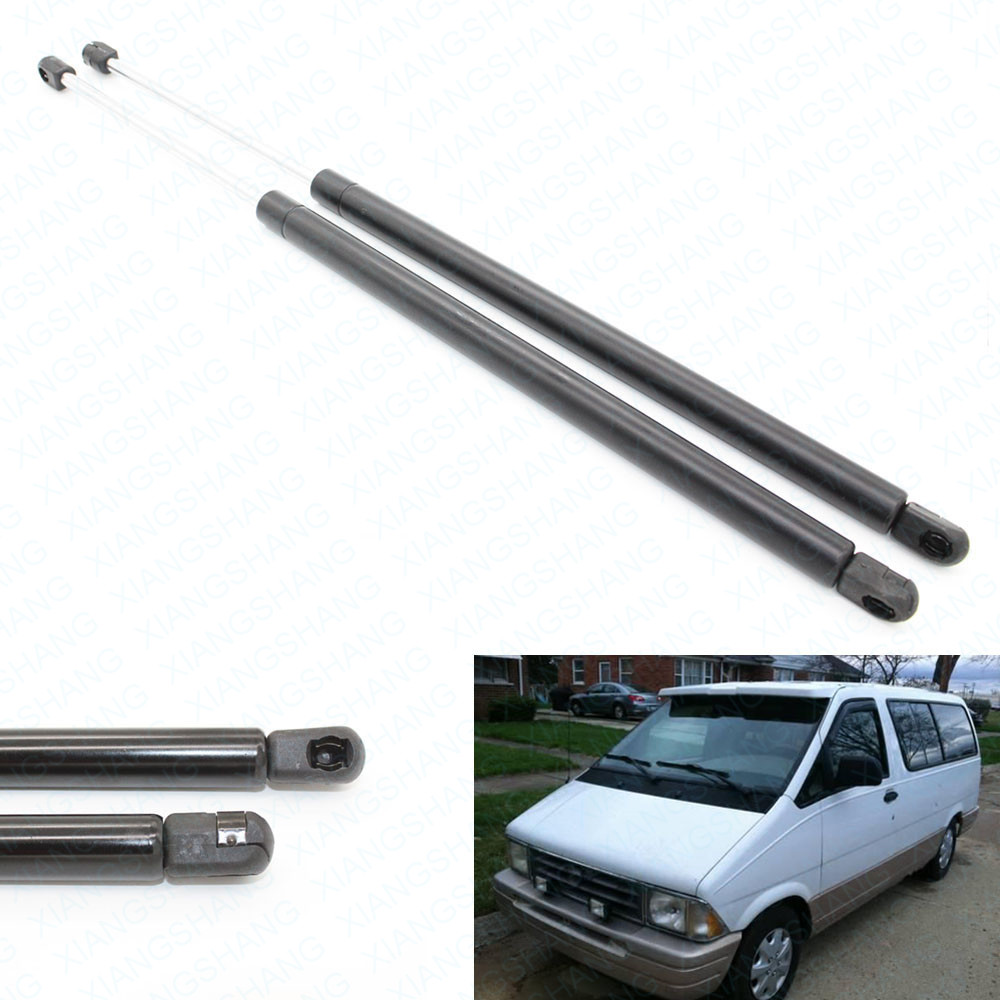 1997 Ford Aerostar Cargo Suspension: 2pcs Liftgate Hatch Boot Auto Gas Spring Struts Lift
