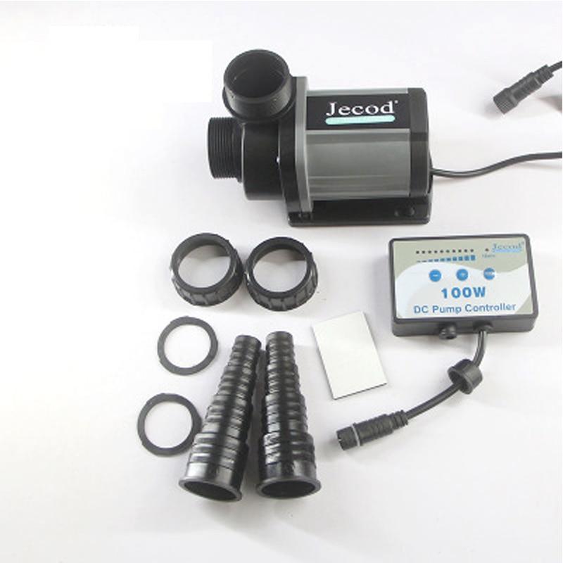 JEBAO DC water pump DCS series Jiebao frequency conversion water pump fish tank submersible pump flow adjustable ultra quiet