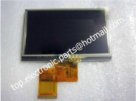 4.7'' for TIANMA TS047NAARB01-00 TS047NAARB01 LCD screen display panel with touch screen digitizer lens free shipping