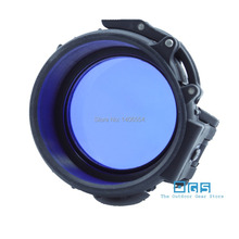 ThruNite Catapult Flashlight Flip BLUE Filter Lens Original ThruNite Torch Accessory