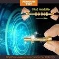 O envio gratuito de alta qualidade porca off parafuso parafuso truque micro psychic rotação close-up magic