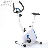 Спиннинг цикл ультра тихий домашний фитнес оборудование крытый педаль велотренажер Магнитный Велотренажер AL433B