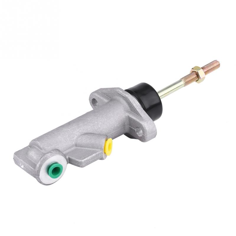 Car Brake Clutch Master Cylinder 0.75 Bore Remote for Hydraulic Hydro Handbrake Aluminum Alloy