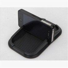 Silica Gel Anti-Slip Mat Car Phone holder Non-slip Sticky interior Accessories lada largus automobiles accessoire voiture