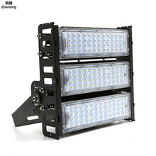 LED Flood Light 50W 100W 150W 200W IP65 110V 220V LED Spotlight Outdoor Lighting Wall Lamp Floodlight for Tunnel Site Highway top quality aluminum ip67 outdoor ac110v ac220v high mast led flood light 50w 100w 150w 200w 240w 300w led tunnel light