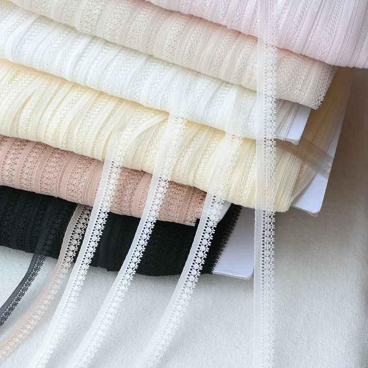 2019 última cinta de encaje negro blanco tela de encaje apliques vestido de boda accesorios de costura adornos para ropa dentelle L-46