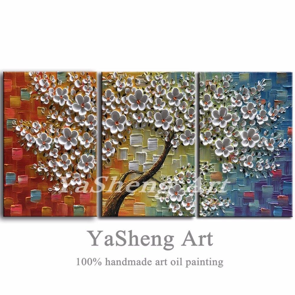 Aliexpress Com Buy 3 Piece Canvas Art Home Decoration: Aliexpress.com : Buy 3 Piece Canvas Wall Art Oil Paintings