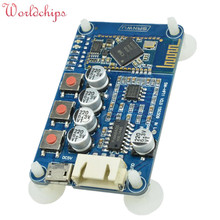 Automatic Connection! CSR8635 PAM8403 Stereo Amplifier Module Bluetooth 4.0 HF11 Digital Audio Receiver Board 5V Mini USB(China (Mainland))