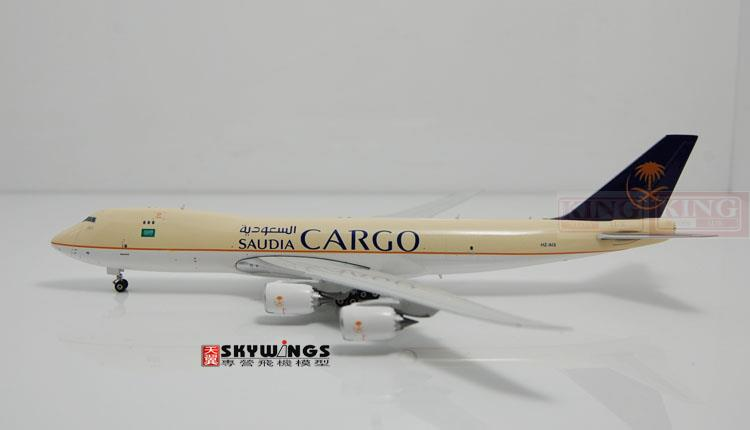 Phoenix 10796 Saudi B747-8F HZ-A13 1:400 commercial jetliners plane model hobby phoenix 11037 b777 300er f oreu 1 400 aviation ostrava commercial jetliners plane model hobby