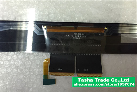 For Acer V5-531 V5 531 Laptop Screen with Touch Digitizer LCD Screen + Touch Digitizer Assembly Test Before Shipping acer es1 531 c7tf notebook