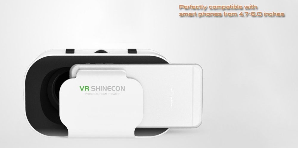 Vr Shinecon G05A 3D VR Glasses 6