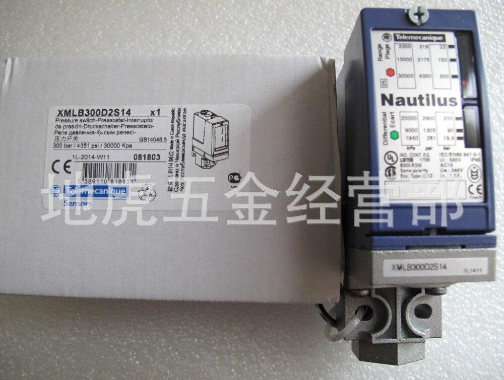 Schneider Pressure Switch XMLB300D2S11, XMLB300D2S14, XMLA300D2C11