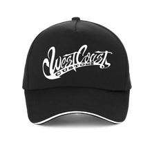West Coast Tide Card колпак череп мотоциклав хлопок летняя кепка-бейсболка west coast таможенная бейсболка для мужчин и женщин шляпа
