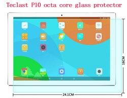 Dla Teclast P10 9H folia ochronna na ekran do 10.1 Cal Teclast P10 9H Tablet ochronne szkło hartowane na ekran folia ochronna