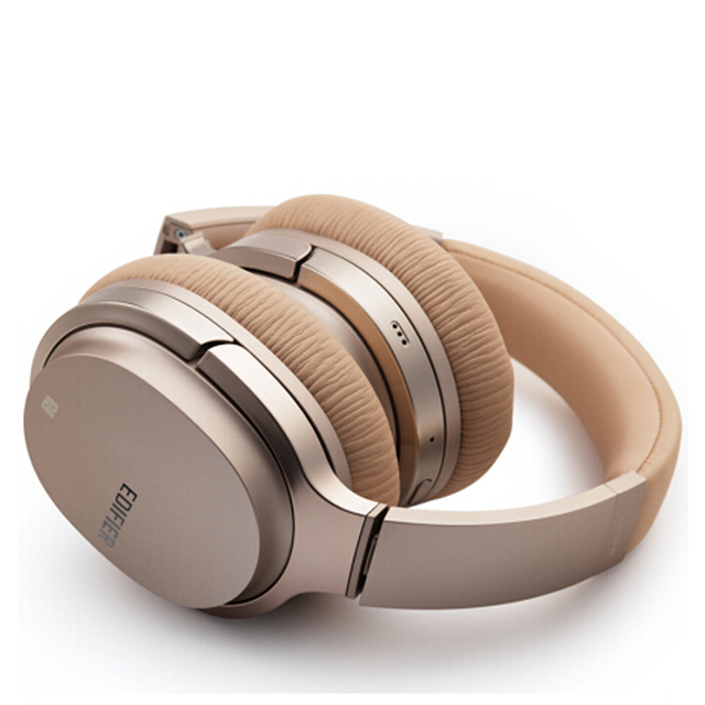 EDIFIER W860NB Wireless Headphone Active Noise Canceling Smart Touch Control Bluetooth V4.1 Double Mic Well-balanced Sound