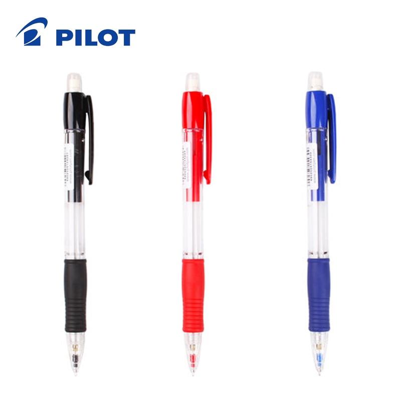 6Pcs//Box 2.0mm Colored Mechanical Pencil Fefill Lead Erasable Student Supply SL