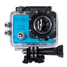 100% Original Goodpa Sport Action Camera go style pro 4 Ultra HD 4K wifi 60FPS DVR 16MP 2.0″LCD waterproof 30M Action Camera