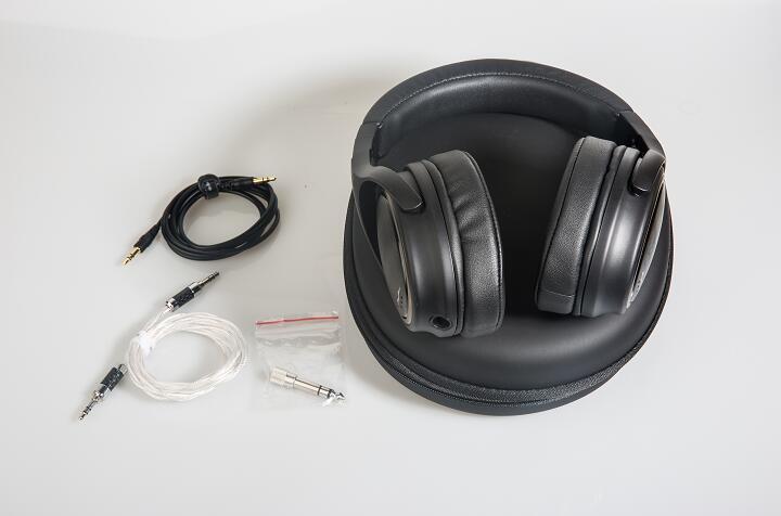 URBANFUN_Urbanfun Trandsound ONE HiFi casque 45mm béryllium diaphragme bandeau stéréo Mi casque haute qualité écouteurs - 5