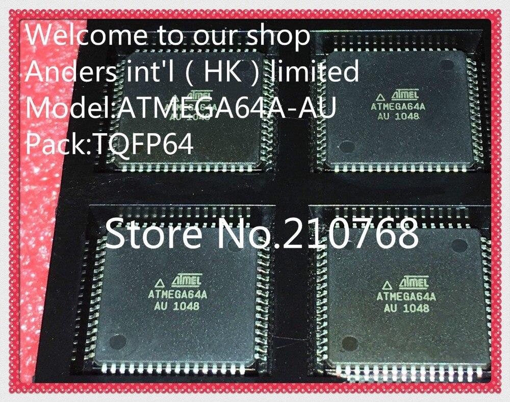 5pcs Lot Atmega64a Au Atmega64aau Atmega64 Ic Mcu 8bit Electronic Components Integrated Circuitsicsicchina Mainland