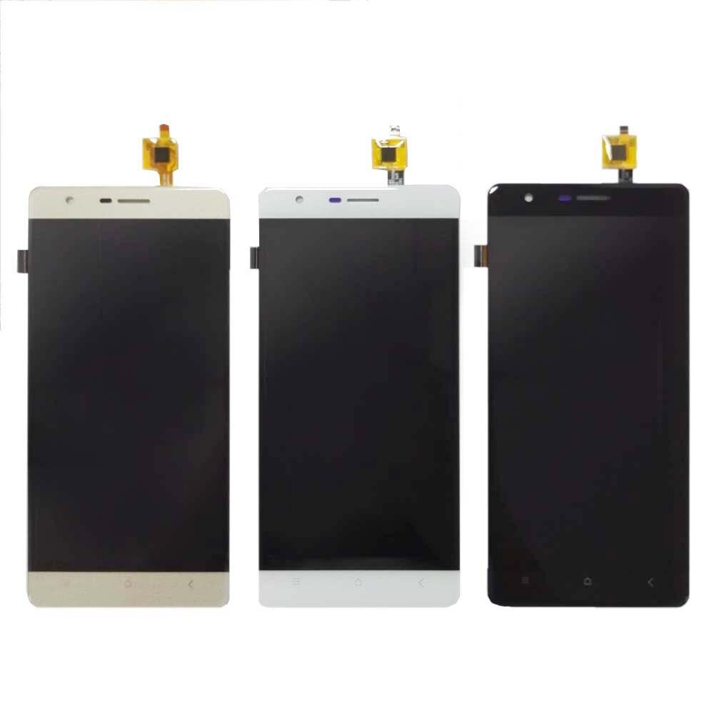 imágenes para Para Oukitel K4000 Lite LCD Display + Touch Screen Panel + herramientas Gratuitas