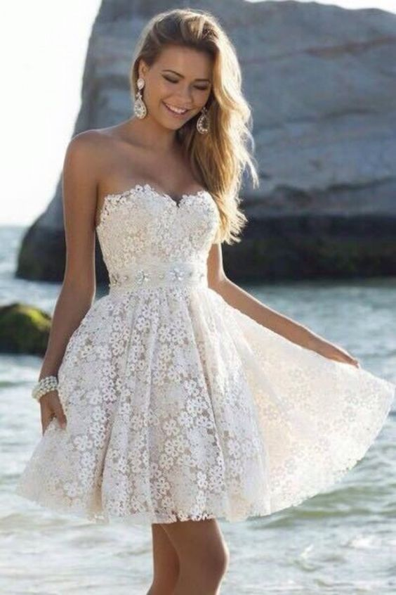 Compare Prices on Ivory Homecoming Dresses- Online Shopping/Buy ...