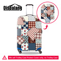 Dispalang мода багаж чемодан троллейбус случае защитная крышка s/m/L 3 размер для 18 20 22 26 28 30 дюймов дорожные сумки оптом