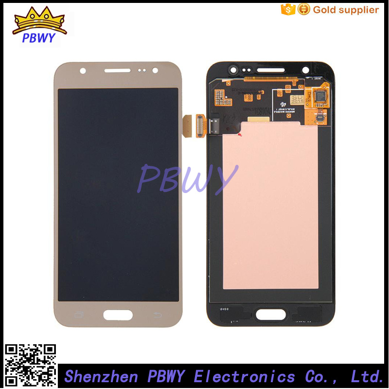 New For Samsung Galaxy J7 LCD Display Touch Screen Digitizer Assembly Replacement J700 J700H J700F J700M brand new tested lcd display touch screen digitizer assembly for samaung galaxy e5 e500f h hq m f h ds replacement parts