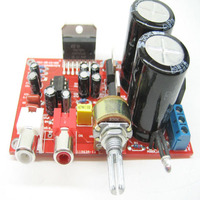 TDA7294 High Power 100W 1 Bass Amplifier Board 5532 Before The Full Frequency DIY