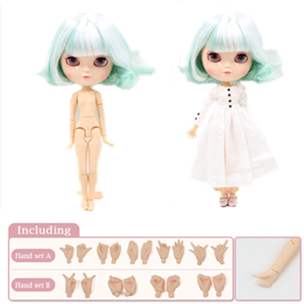 fortune days icy doll 1 6 light