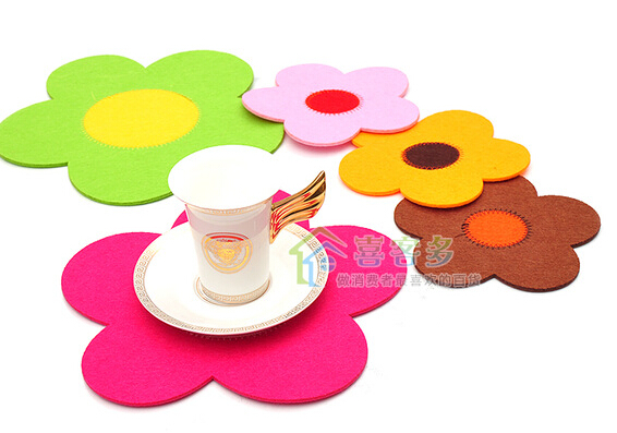 Sunflower Coasters Promotion Shop for Promotional  : Topnew 10pcs Lot Creative Home font b Sunflower b font Styling Cup Mat Insulation font b from www.aliexpress.com size 566 x 397 jpeg 197kB