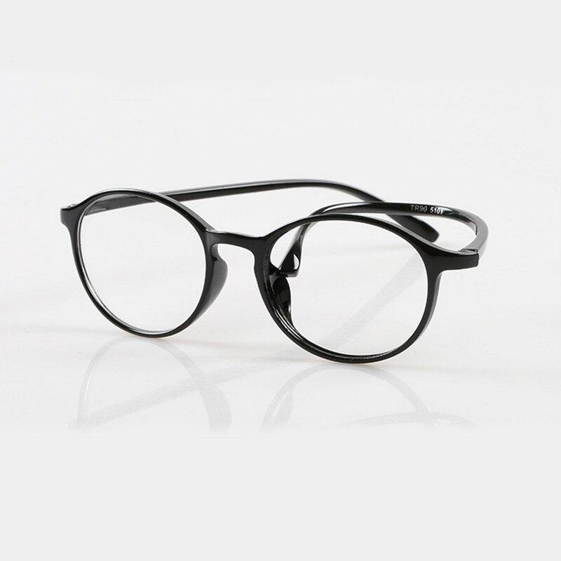 TR90 Women Men Round Black Leopard Lunettes Presbyopia Strength 1.0 1.5 2.0 2.5 3.0 Reading Glasses eyeglasses 004 1